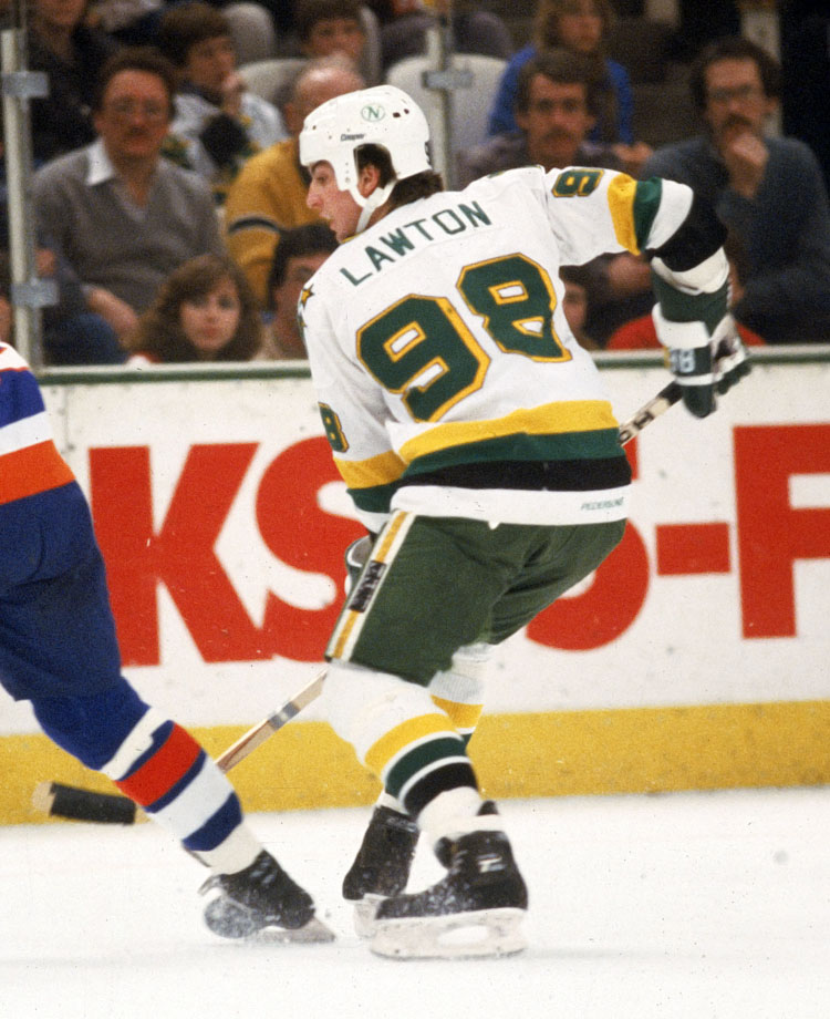 "The first pick in the 1983 draft chose this number because it was ""one short of Gretzky."" The decision did not go well for him. No wonder no player wore it before, or since."