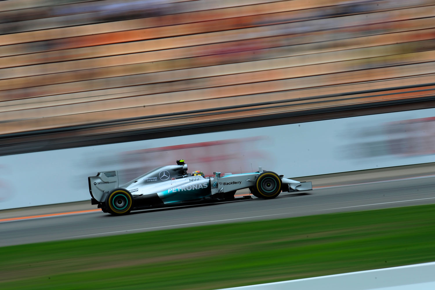 Mercedes AMG Peronas F1 Team