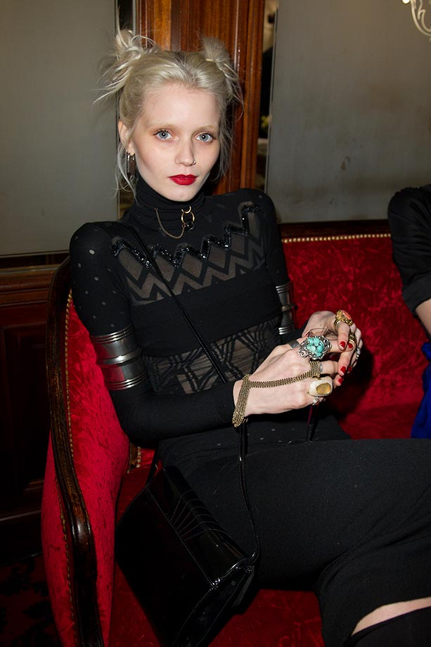 Abbey Lee :: Getty Images