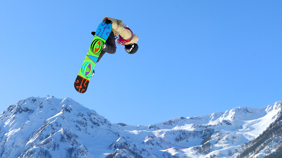 Austrian snowboarder Adrian Krainer was forced to pull out of the Olympics after injuring himself in training.