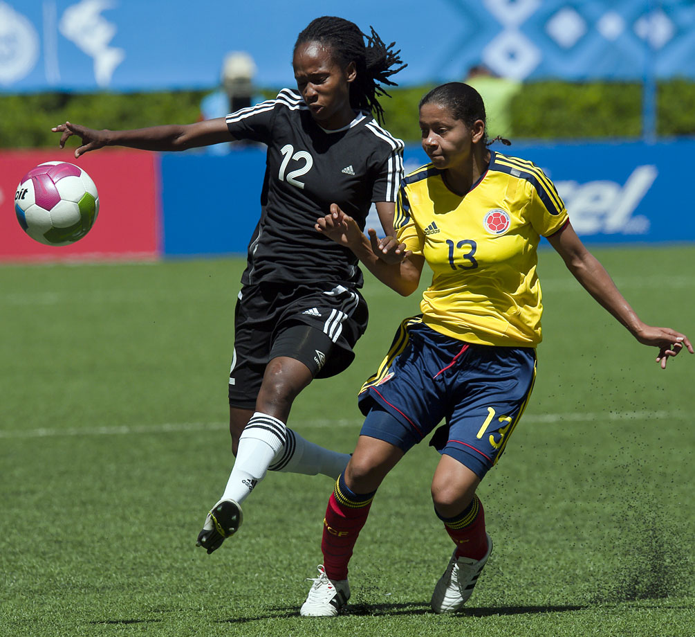Mollon has played most of her professional career in northern Europe, floating between Iceland and Sweden. She will miss Kvarnsveden's final match of the season due to national-team commitments, but her team can finish no higher than third, which is one spot short of promotion to Sweden's top league, the Damallsvenskan.