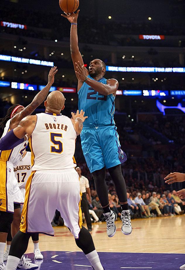 Hornets | Center | Last year: 26