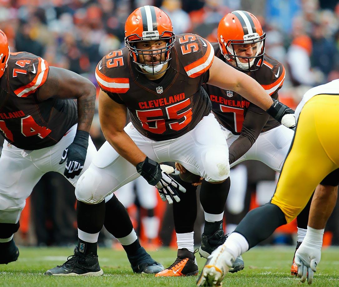 2015 Team: Cleveland Browns — 2016 Team: Atlanta Falcons
