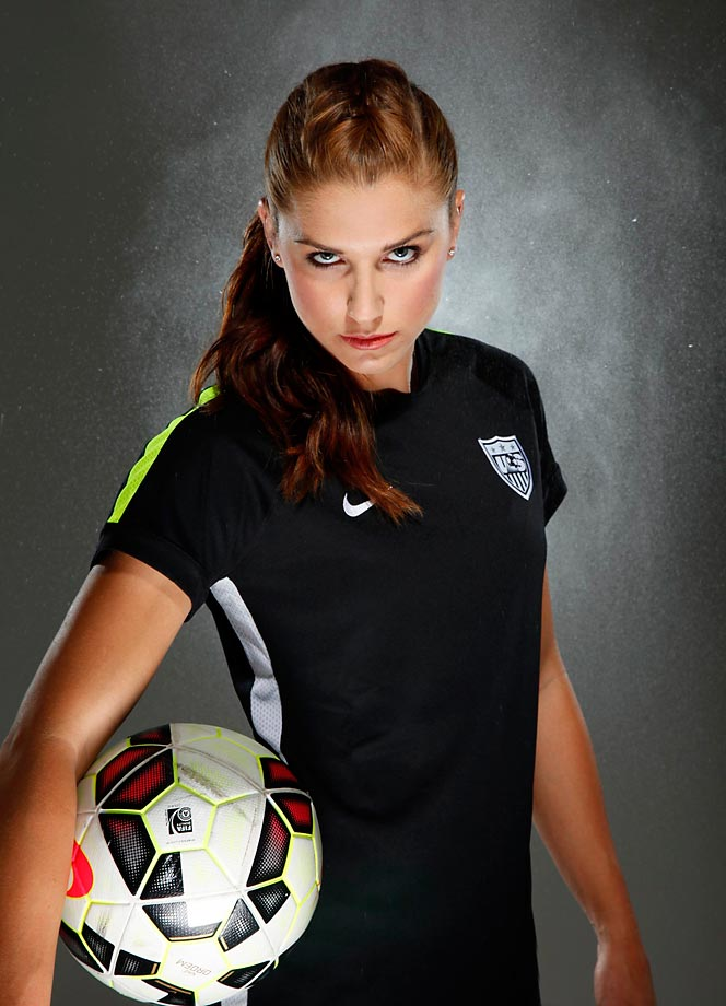 alex morgan - photo #31