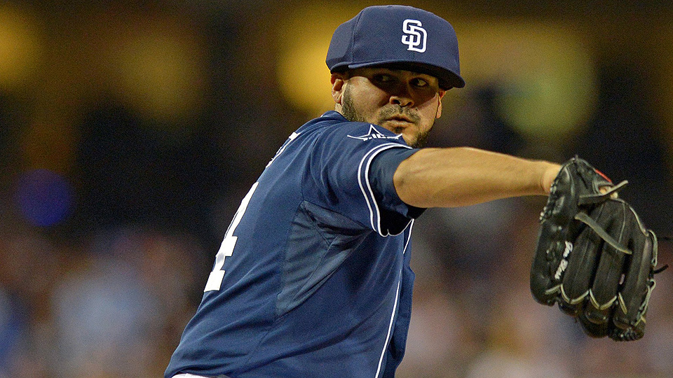 Alex Torres said the protective cap he wore on the mound felt no different than a normal baseball cap.