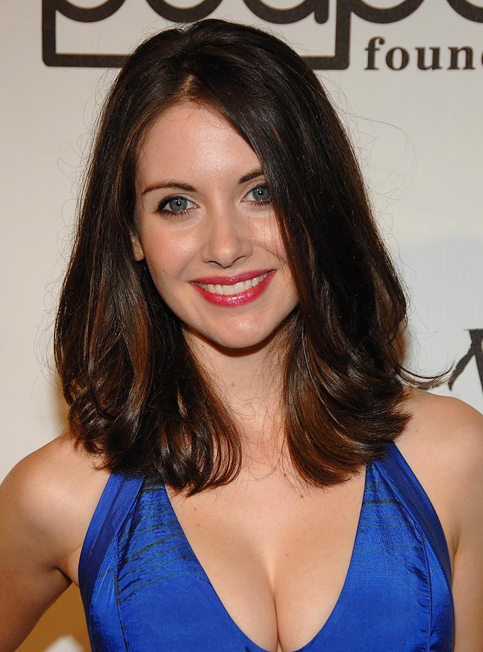 Alison Brie  ::  Getty Images