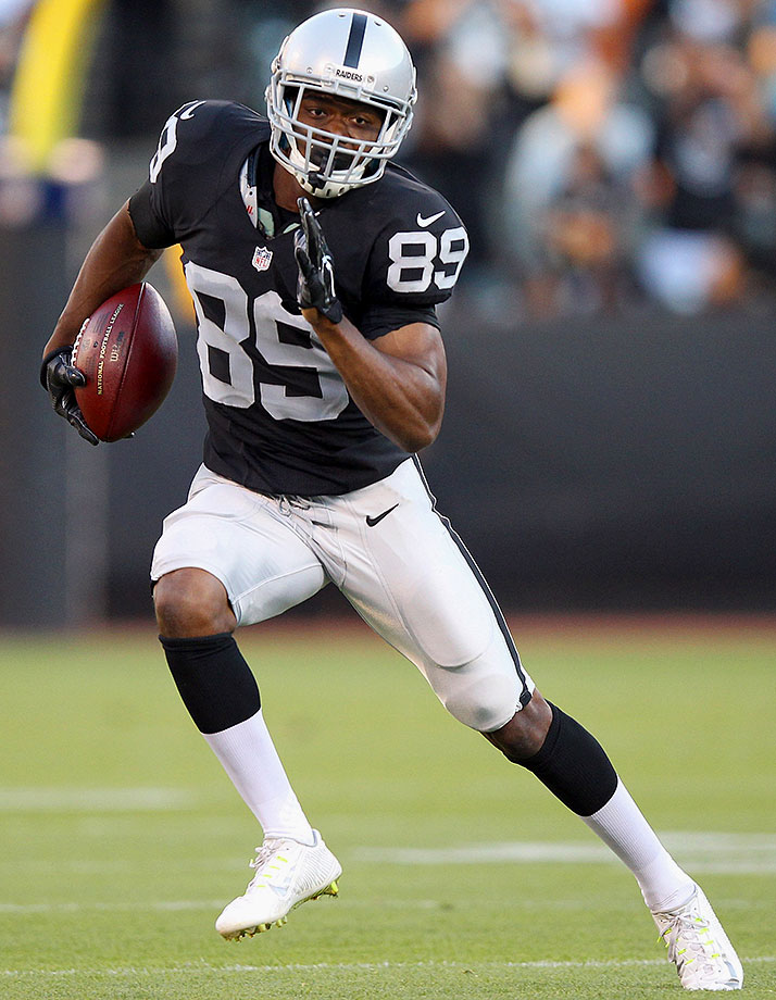 The Raiders' offense as a whole limits Cooper's ceiling a bit, but he'll take aim for the very top of what it allows. If he were on a better team or playing with a quarterback superior to Derek Carr, he could end up as a top-10 receiver this season. That probably won't happen with the challenges Cooper is up against in Oakland, but don't be surprised if he breaks into the top 20.