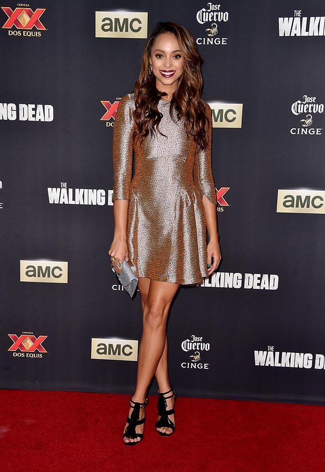 Amber Stevens :: Getty Images