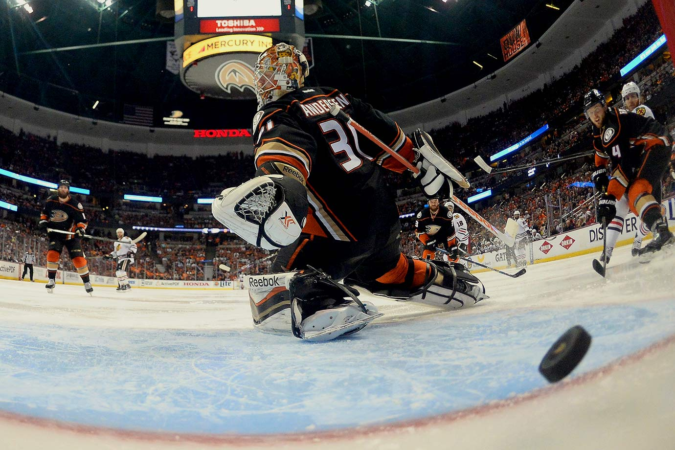 Can you really trust a team that blows a 3-2 series lead and then fails to clinch at home in Game 7... three years in a row? These Ducks have plenty of talent. What they're lacking is heart.