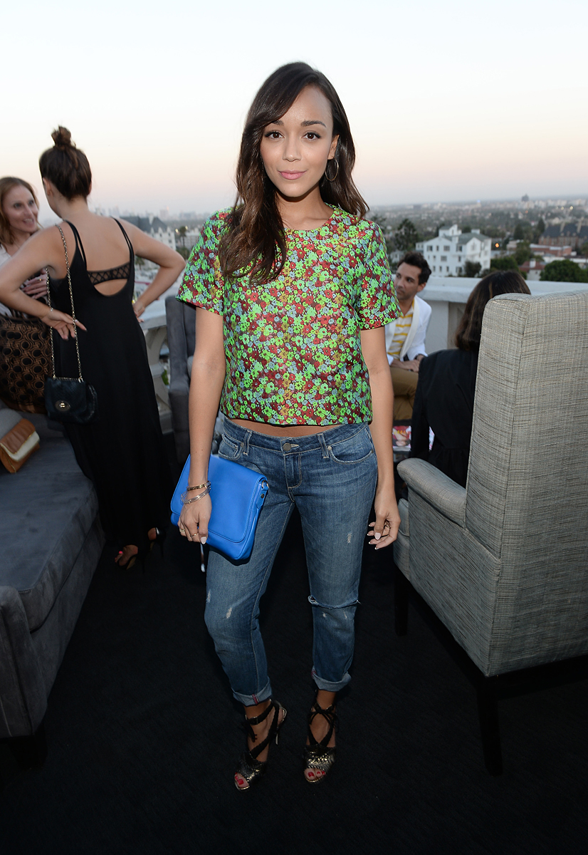 Ashley Madekwe :: Getty Images