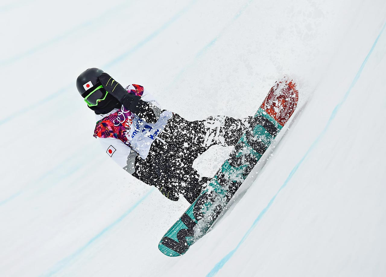 Fifteen-year-old Ayumu Hirano of Japan figured to Shaun White's main competition in the halfpipe.