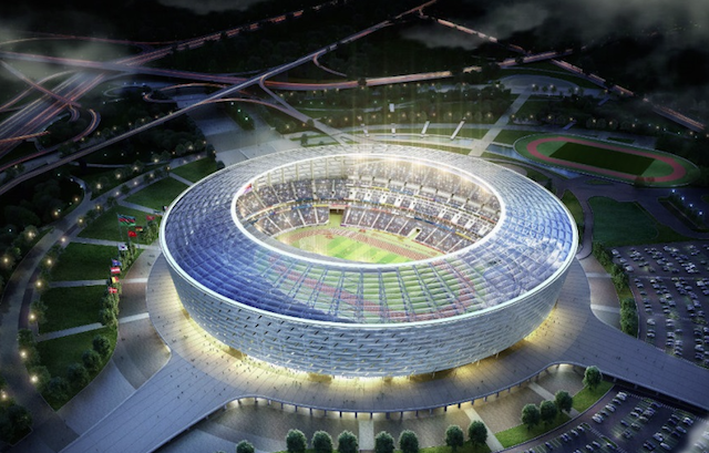 The Coolest Stadiums Being Built Si Com