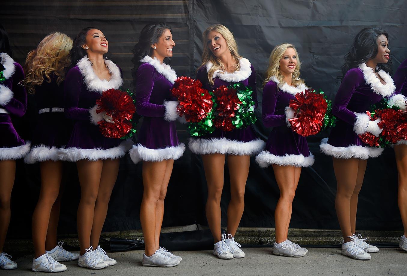 NFL Cheerleaders: Week 15 | SI.com