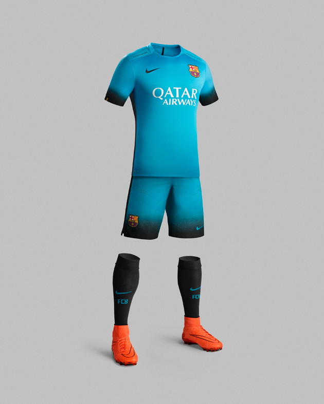 62633f96c Soccer uniforms  Third kits across Europe give new