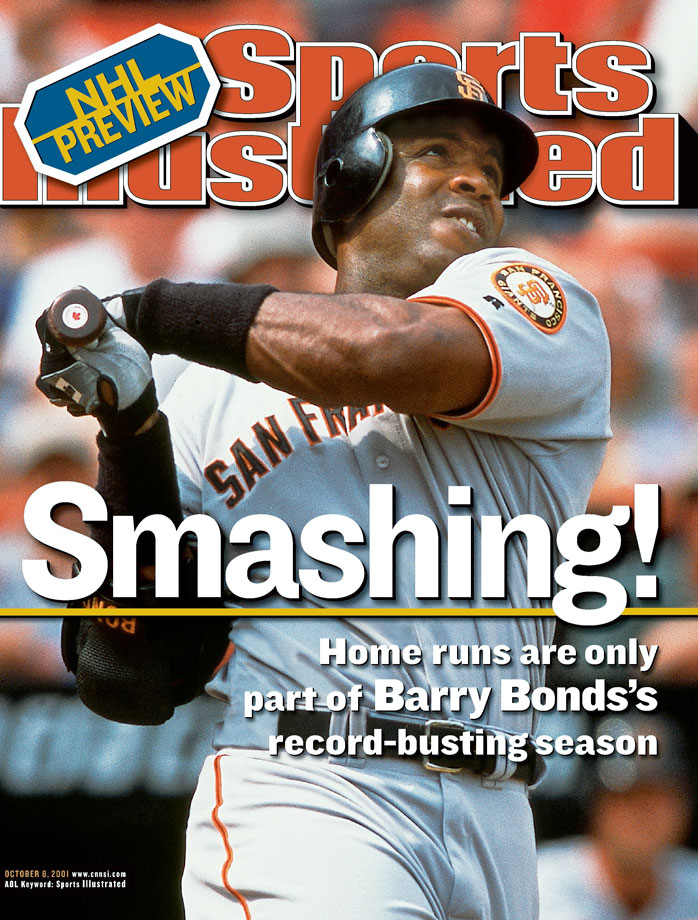 Image result for barry bonds king of the single season home runs in 2001