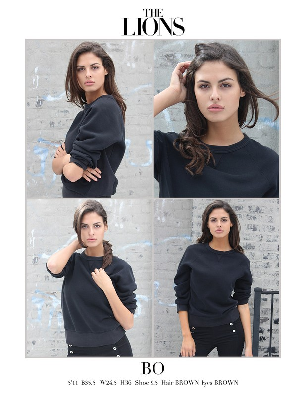 Bo Krsmanovic :: Courtesy of The Lions Model Management