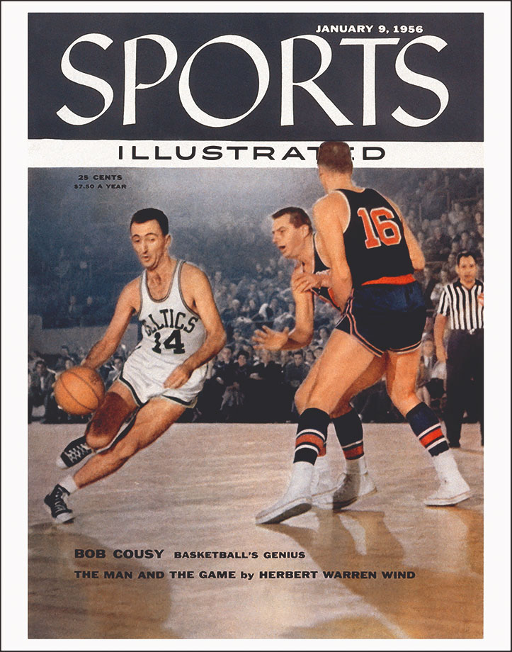 This is a tough one. It's clear that Cousy might've been physically dominated had he played in another era. But he was great in his, and, further, one of the most important players in the early development of the league.
