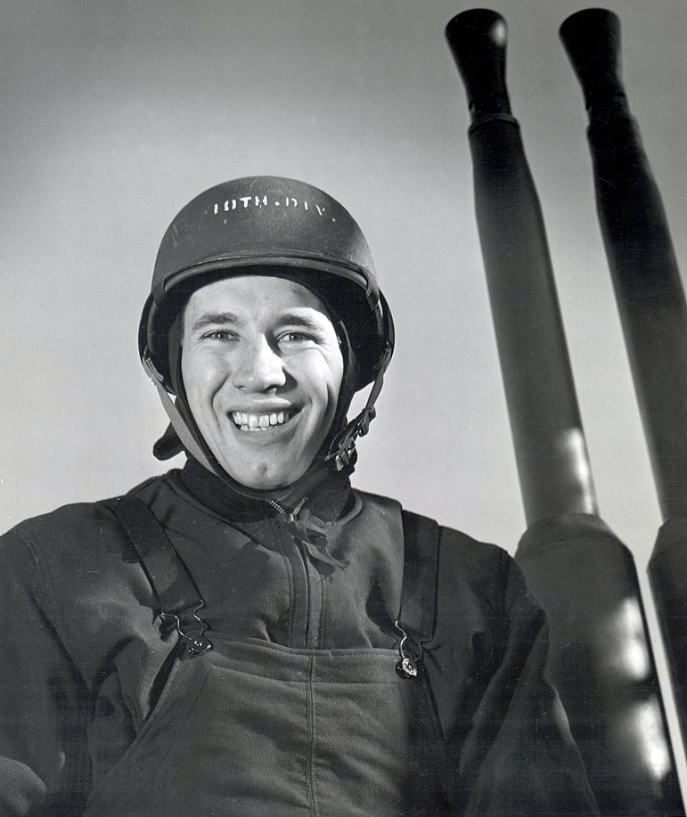 Following the attack on Pearl Harbor, Feller became the first American professional athlete to volunteer for combat. Although he had been granted an exemption, Feller requested that he serve in combat missions. He was assigned to the USS Alabama, where he served as Gun Captain. Upon returning to baseball in 1946, Feller pitched 11 more seasons and made four more All-Star games. He was inducted into the Hall of Fame in 1962.