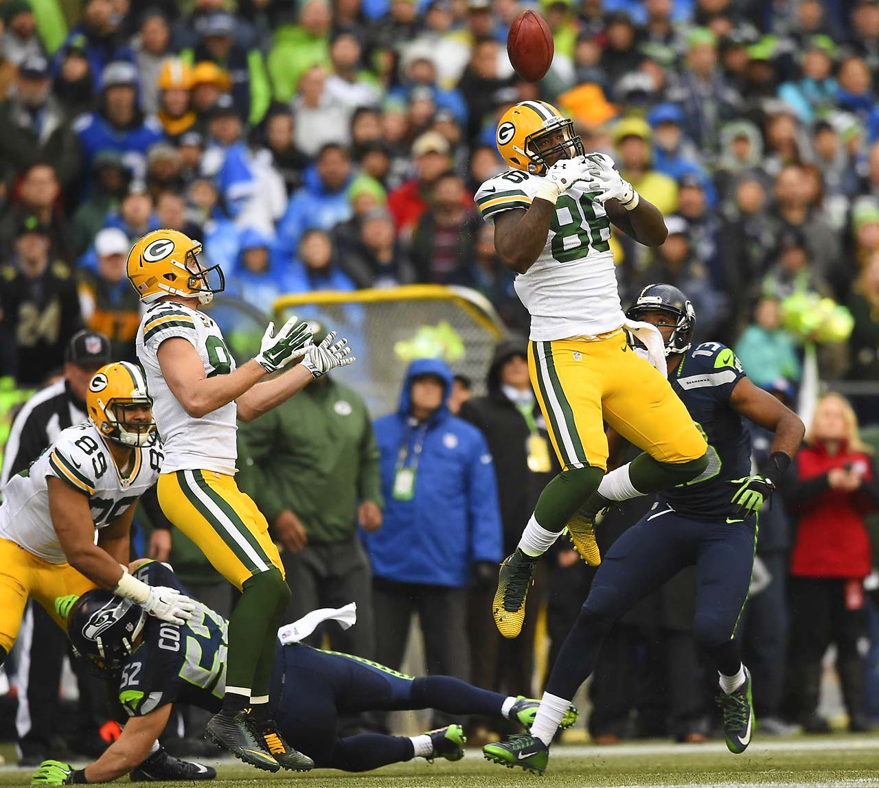 Of all the Packers miscues, the one that stood out the most was Brandon Bostick's failure to secure the ball on an onsides kick with Green Bay leading 19-14 with 2:09 remaining.