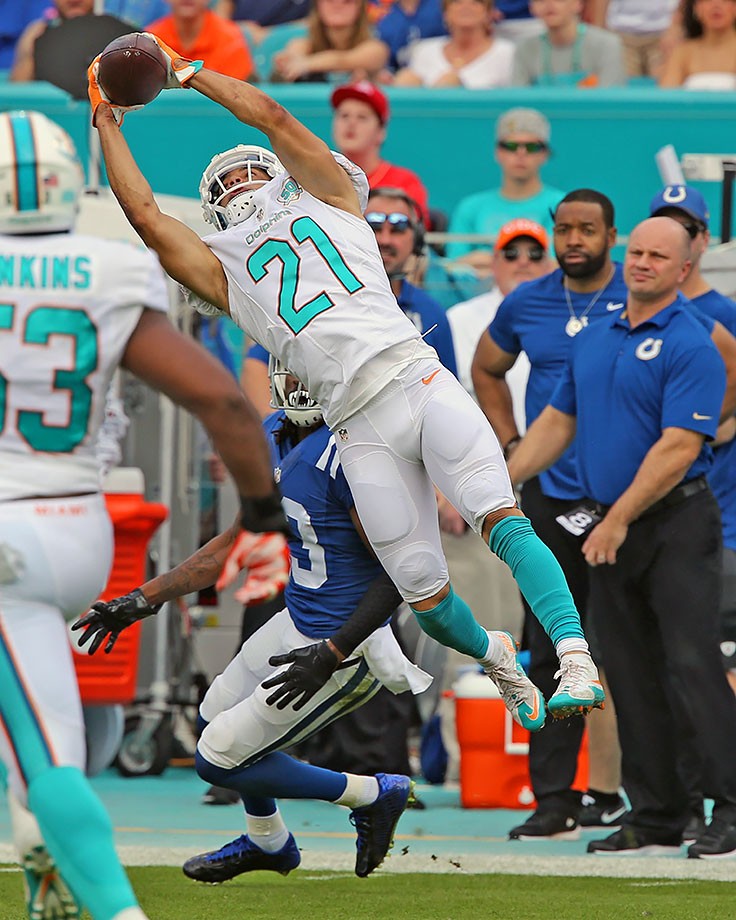 2015 Team: Miami Dolphins — 2016 Team: Tampa Bay Buccaneers