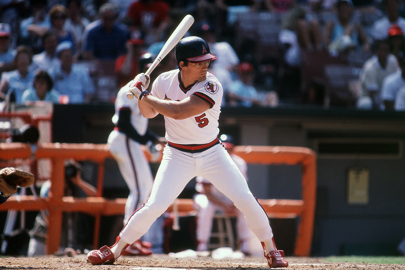 Although Brian Downing had few truly extraordinary seasons — he made just one All-Star Game, hit over .300 one time and never hit 30 home runs — the 20-year big leaguer put together an impressive career, the latter half of it spent as a designated hitter.                                           Downing hit 275 career home runs with 1,073 RBI and an OPS of .796. He possessed a keen eye at the plate, drawing 1,197 career walks to boost his on-base percentage to .370.