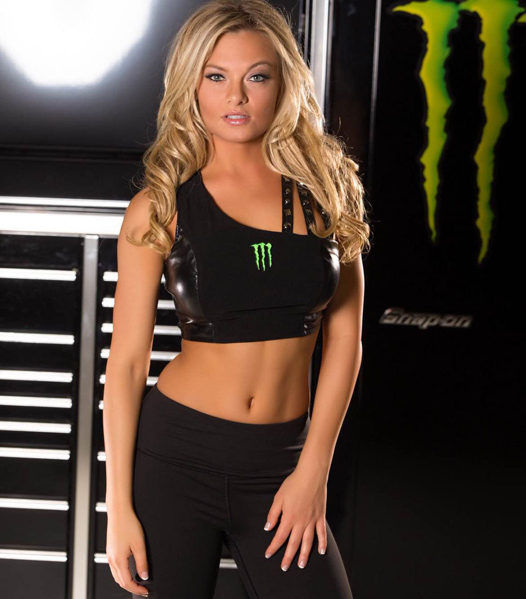 Brionna Wesson :: Courtesy of Monster Energy Cup