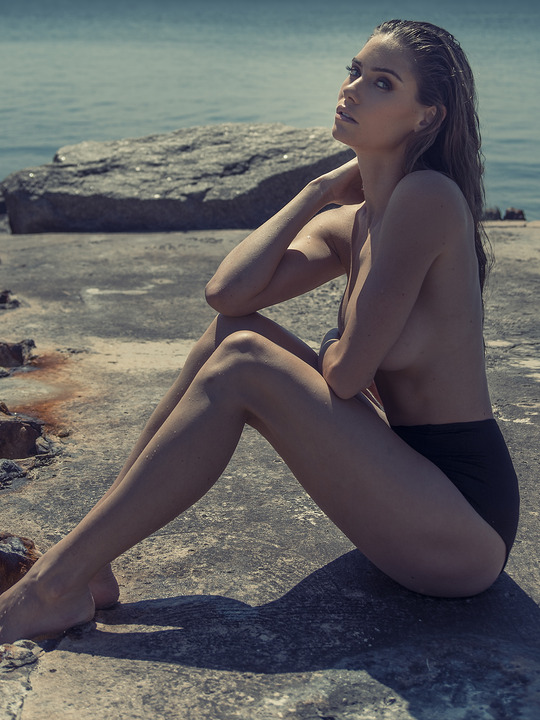 Brittany Oldehoff :: Courtesy of Next Models