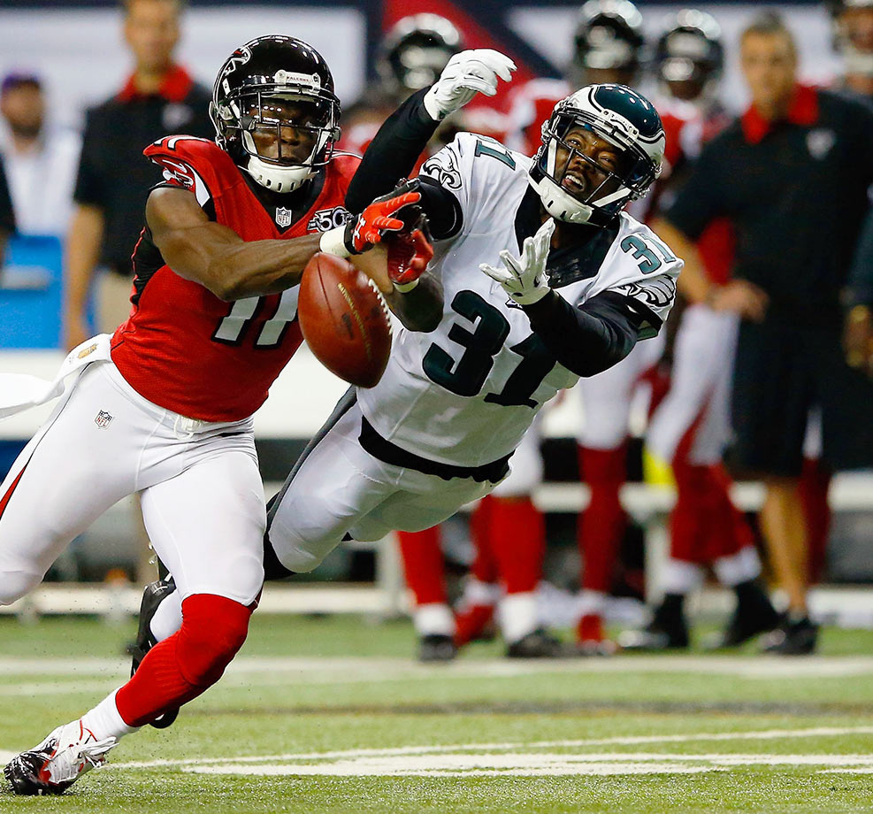 2015 Team: Philadelphia Eagles — 2016 Team: Miami Dolphins (via trade)