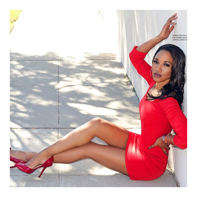 Candice Patton :: @candicekp/Instagram