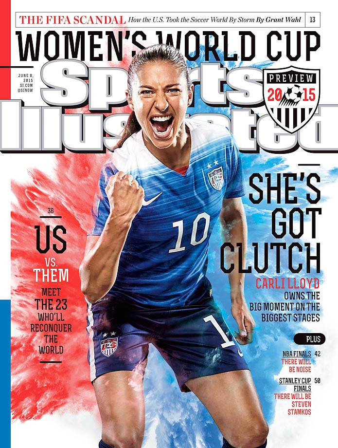 June 8, 2015 | The United States Women's National Team is looking for redemption in this year's World Cup after a heartbreaking shootout loss to Japan in the 2011 tournament.
