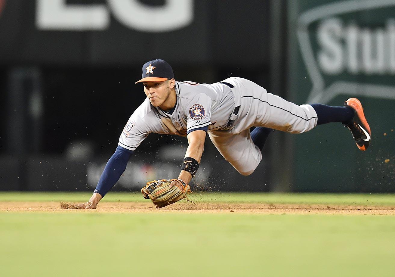Carlos Correa, Sept. 14, 2015.
