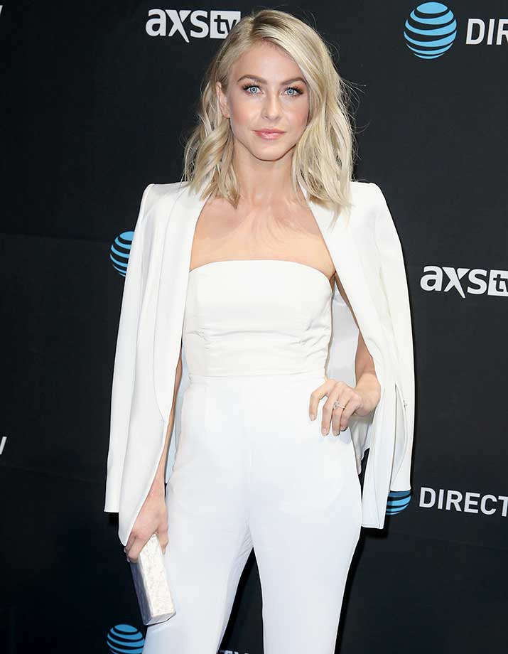 Julianne Hough :: DirecTV Super Saturday Night