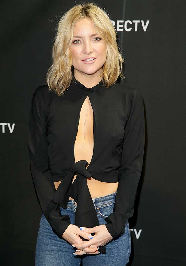 Kate Hudson :: DirecTV Super Saturday Night