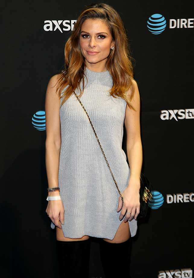 Maria Menounos :: DirecTV Super Saturday Night