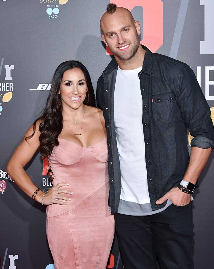 Mark and Danielle Herzlich :: Bleacher Report's 'Bleacher Ball'