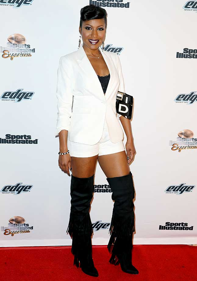 Actress Gabrielle Dennis :: Sports Illustrated Experience