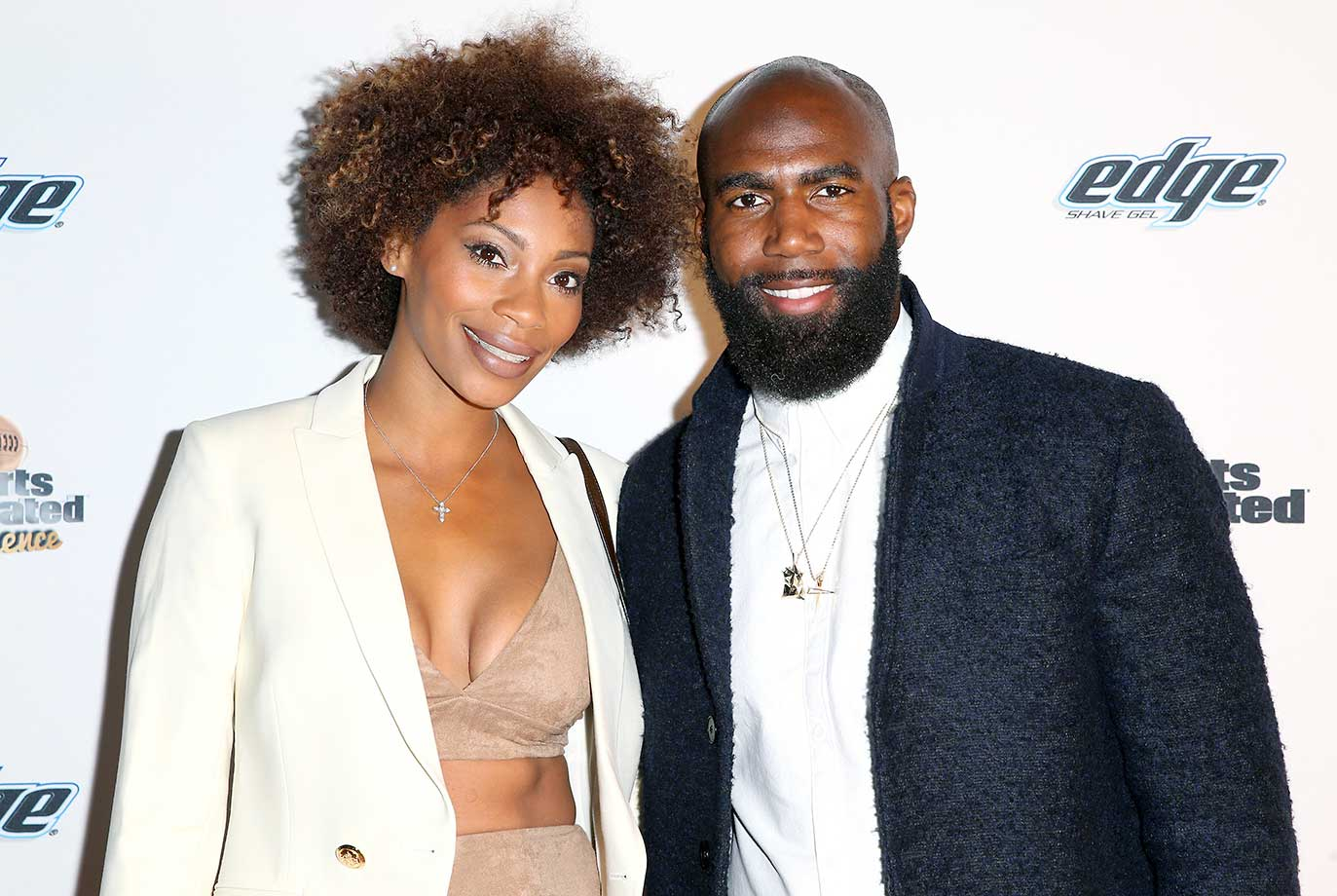 NFL player Malcolm Jenkins and Morrisa Jenkins :: Sports Illustrated Experience