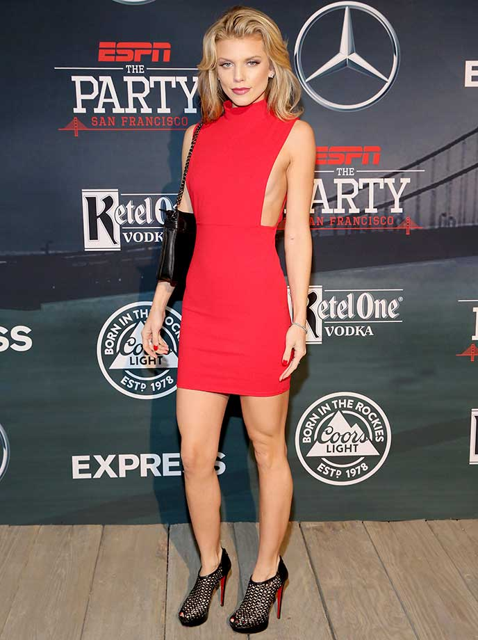 Actress AnnaLynne McCord :: ESPN The Party