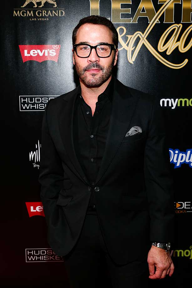 Jeremy Piven :: 13th annual Leather & Laces Mega Party