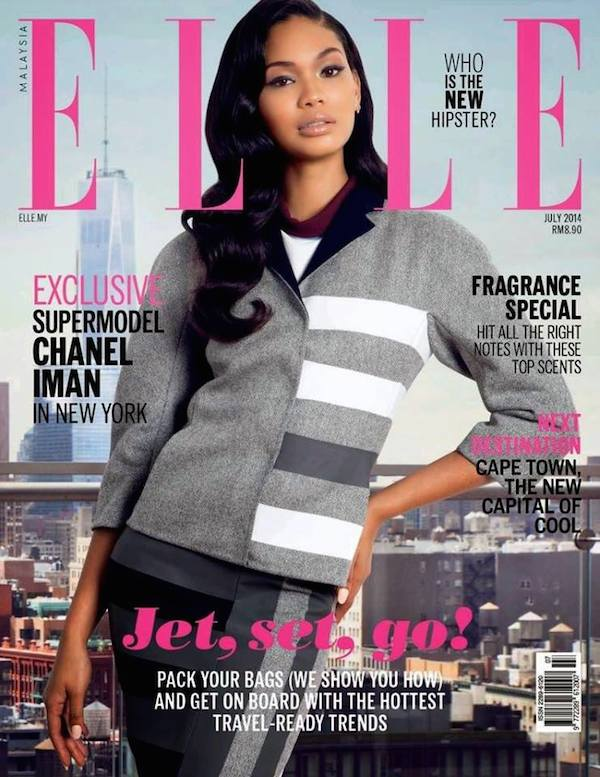 ELLE Malaysia, July 2014