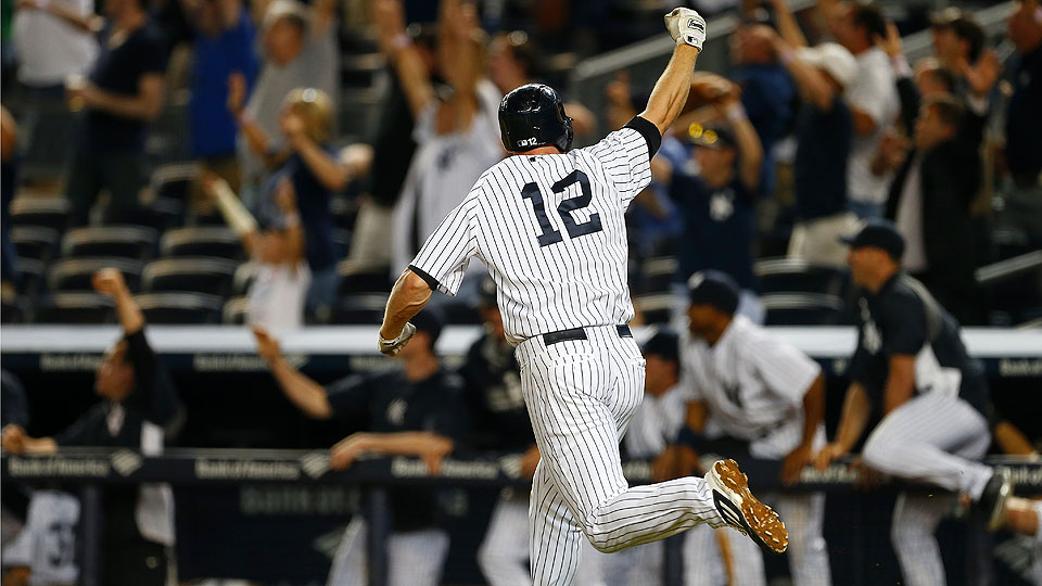 Chase Headley's homer propelled the Yankees past the Red Sox and snagged New York a series win in their quest for the playoffs.