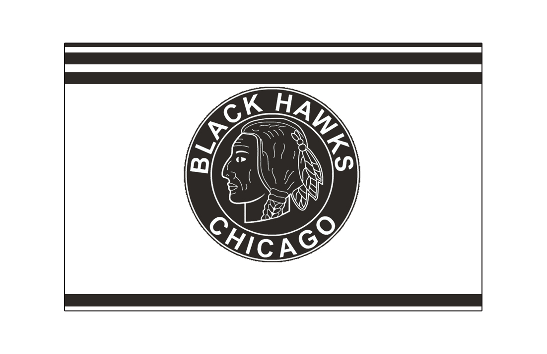 When you have the best uniform in hockey—maybe in all of sports—there's no need to mess with the status quo. Still, it's a good bet the Hawks will either host, or be the invited guest, for another outdoor game before long. And when that happens, they should go all the way back to their very first logo. The stark two-tone look, especially when displayed on a black-and-white sweater, makes for a dramatic shift from the vibrant modern version. And that's what makes it so powerful.