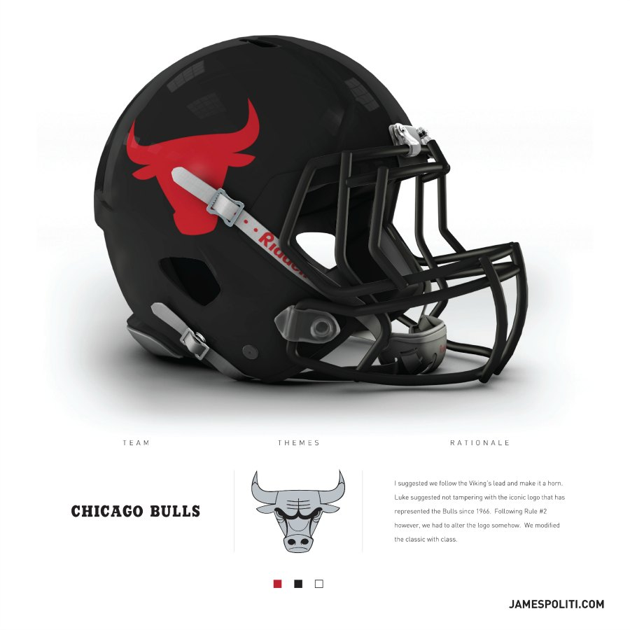 Chicago Bulls :: James Politi & Luke Daly