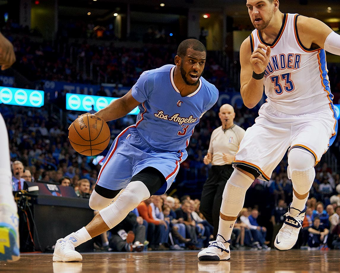 Clippers | Guard | Last year: 3