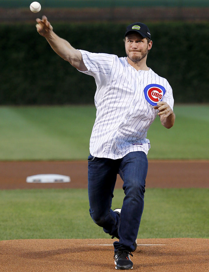 Sept. 3 at Wrigley Field in Chicago