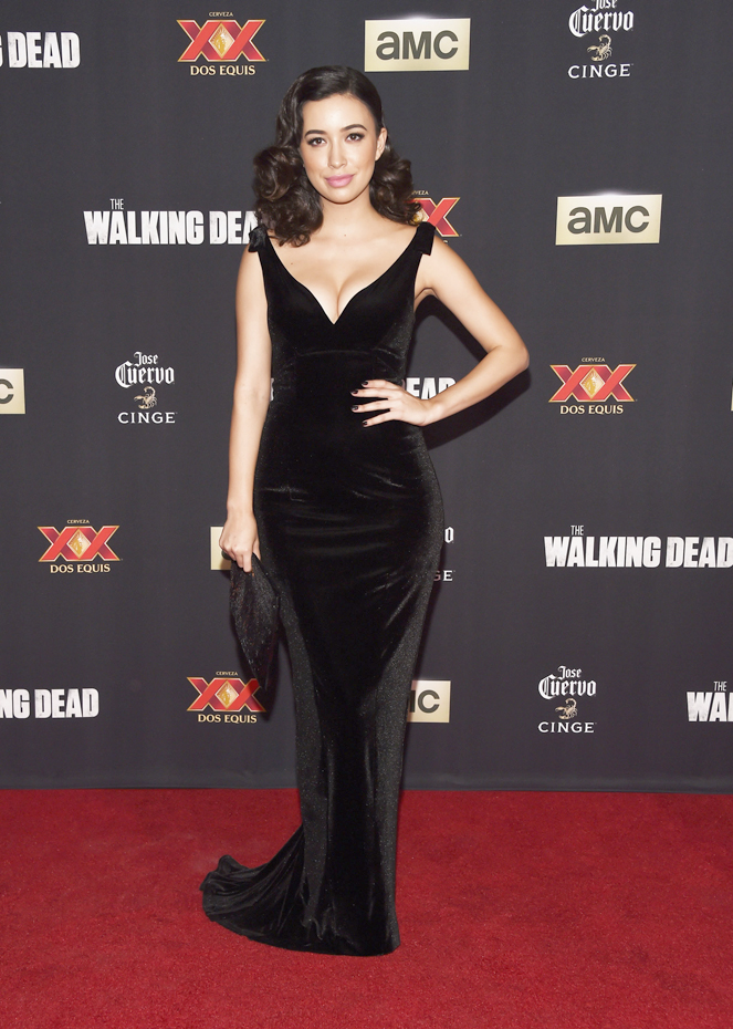 Christian Serratos :: Getty Images