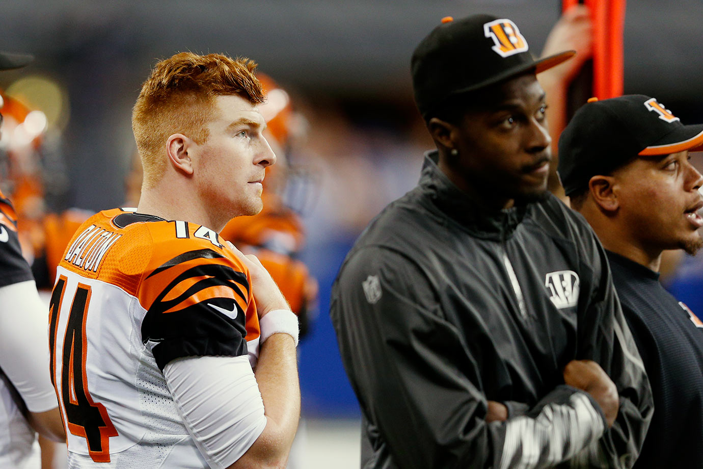 Both the Bengals defense and Andy Dalton took big steps back last year, which makes us question which versions will show up this year. The Red Rifle's offense endured a lot of injuries in 2014, but now they have one of the toughest schedules in the NFL.