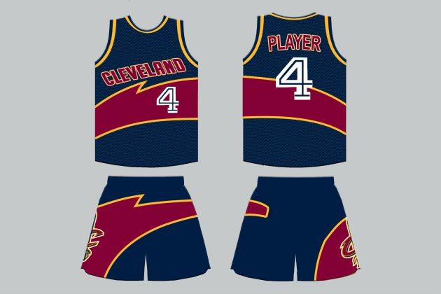NBA fan designs retro-inspired uniforms for every team 29a5fb0cf9d5