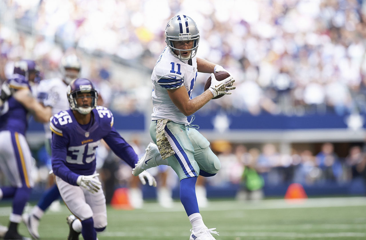 The Cowboys should have a dominant passing game and Beasley should be a capable slot receiver. He could emerge as one of Tony Romo's favorite targets.