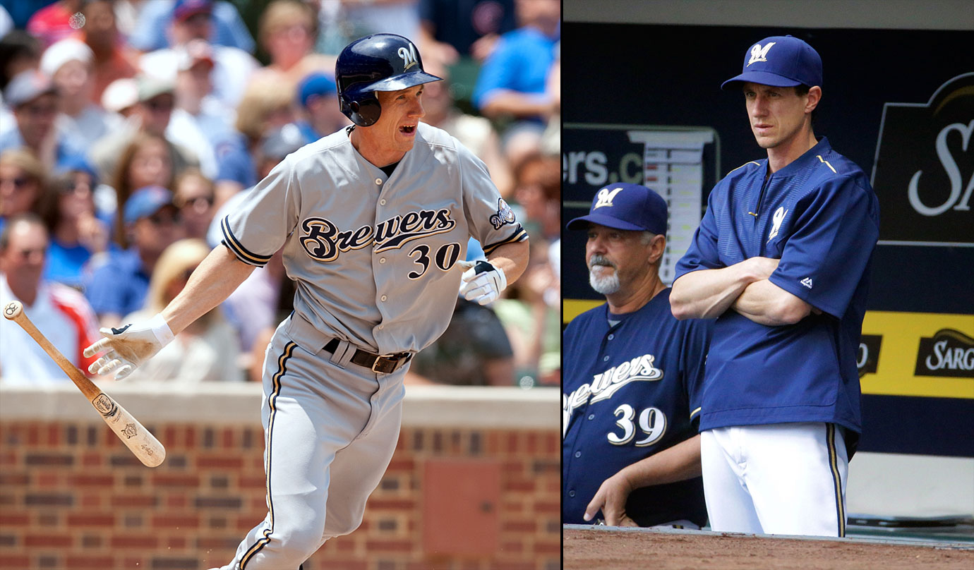 Over his 16-year MLB career, Counsell played for five different teams. He is a two-time World Series champion and retired with a .255 career average and .342 on-base percentage. The former infielder played for the Brewers in 2004 and from 2007 to 2011. He joined the team's front office in 2012 after retiring, serving as special assistant to general manager Doug Melvin. The Brewers named Counsell the team's new manager on May 4, 2015, following the firing of Ron Roenicke after Milwaukee started the season 4–17.